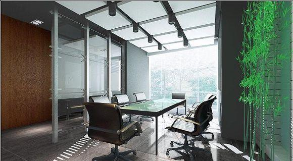 在办公室装修的时候要注意开窗户的位置位置,办公室的内部构造是否