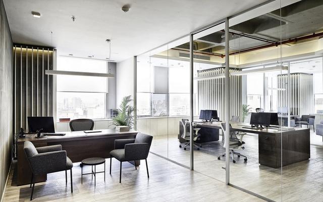 【东方华美】国外办公室装修的概念_办公室装修
