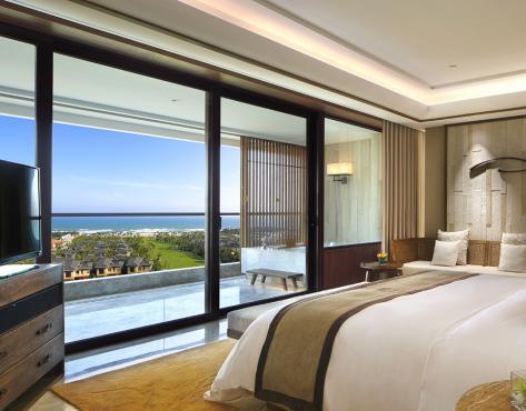 天人合一—三亚海棠湾度假酒店设计