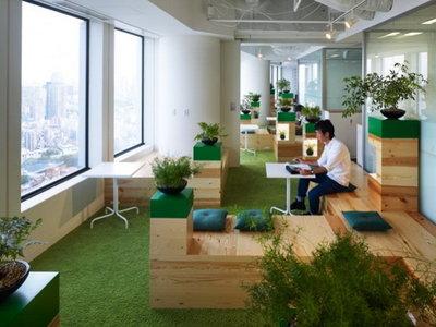 房山区办公室装修公司供稿传统企业怎么转型互联网?