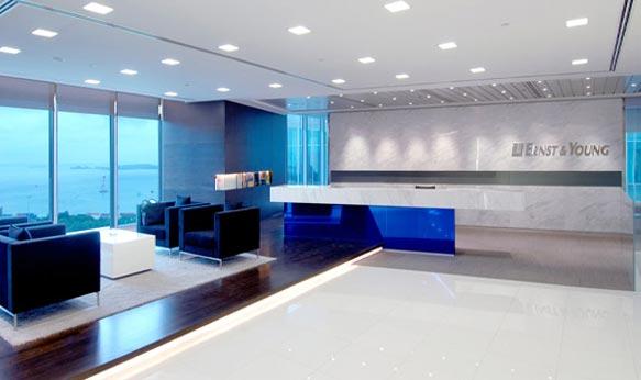 【北京200平米办公室装修】东方华美您的健康装修首选