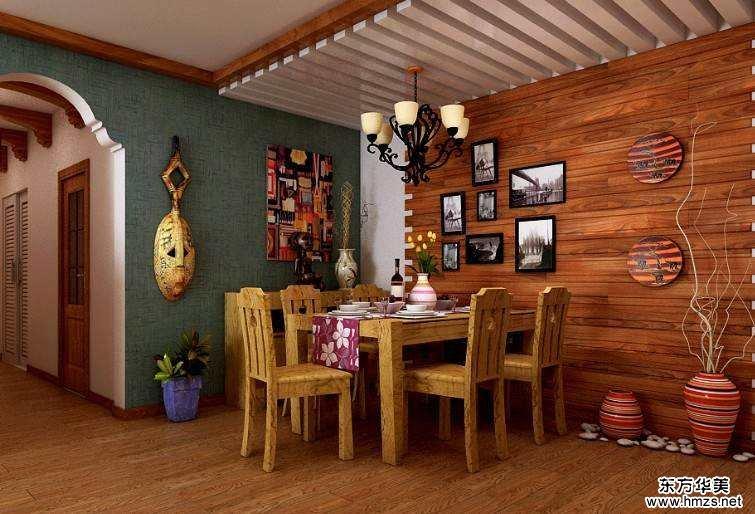 饭店装修公司推荐:教你如何布置小餐厅