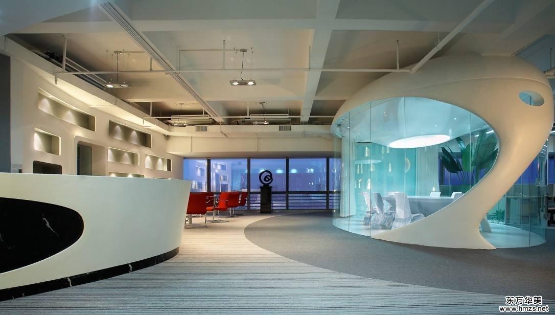 【办公室装修】电商公司办公室装修|室内几种小型办公室装修设计