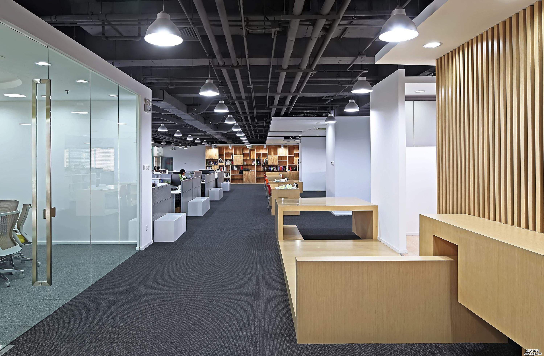 【东方华美】办公室设计装修|如何运用色彩来进行办公